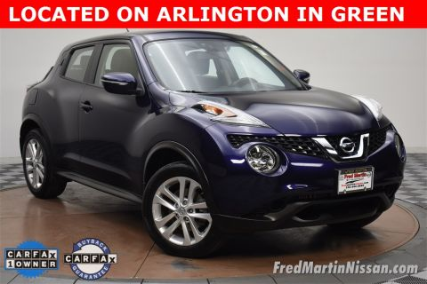 Used vehicle specials and sales akron fred martin nissan used nissan juke s publicscrutiny Images
